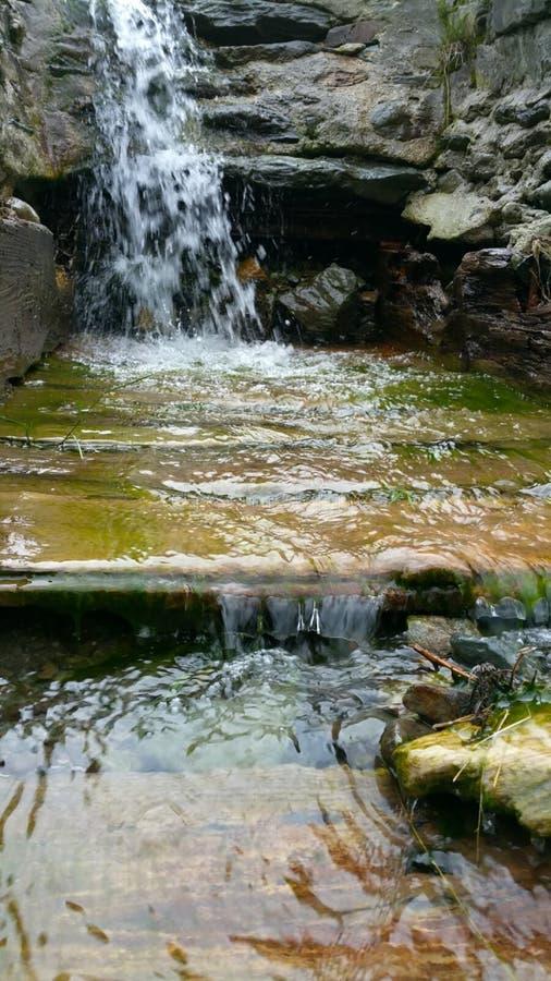 Rivière changée photos stock