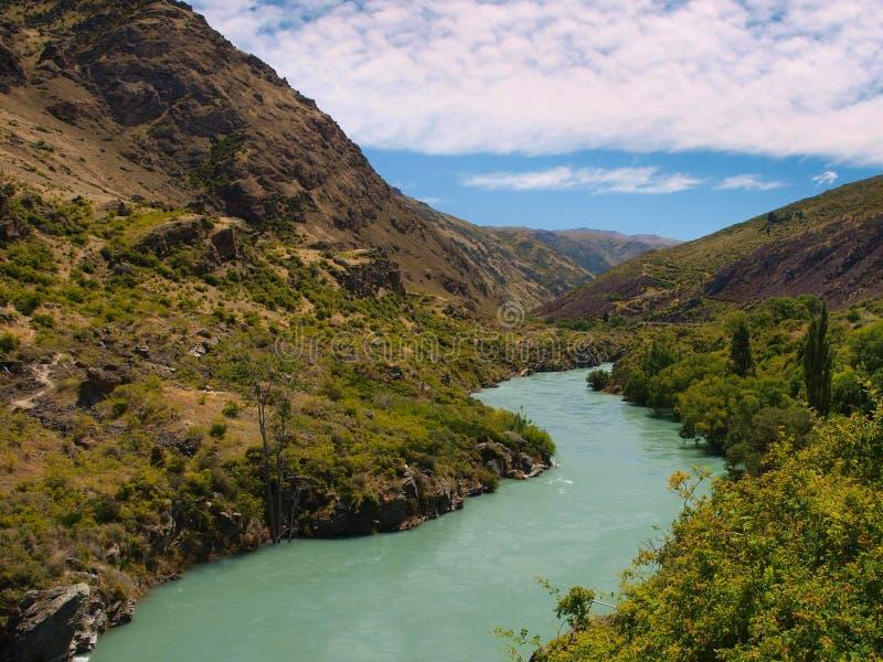 Rivière de Buller photo stock