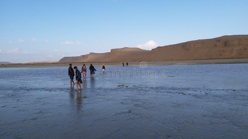 Rivière de Helmand photographie stock