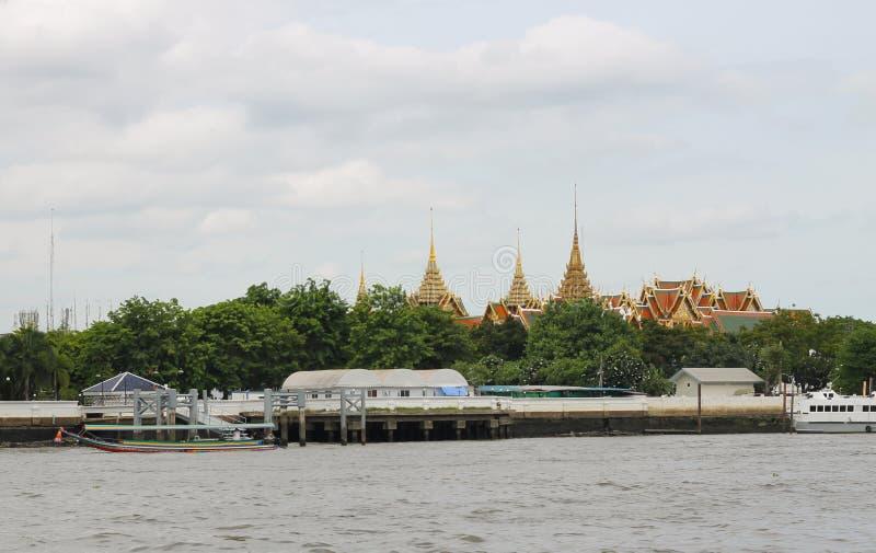 Rivière de Jao Pha Ya photographie stock