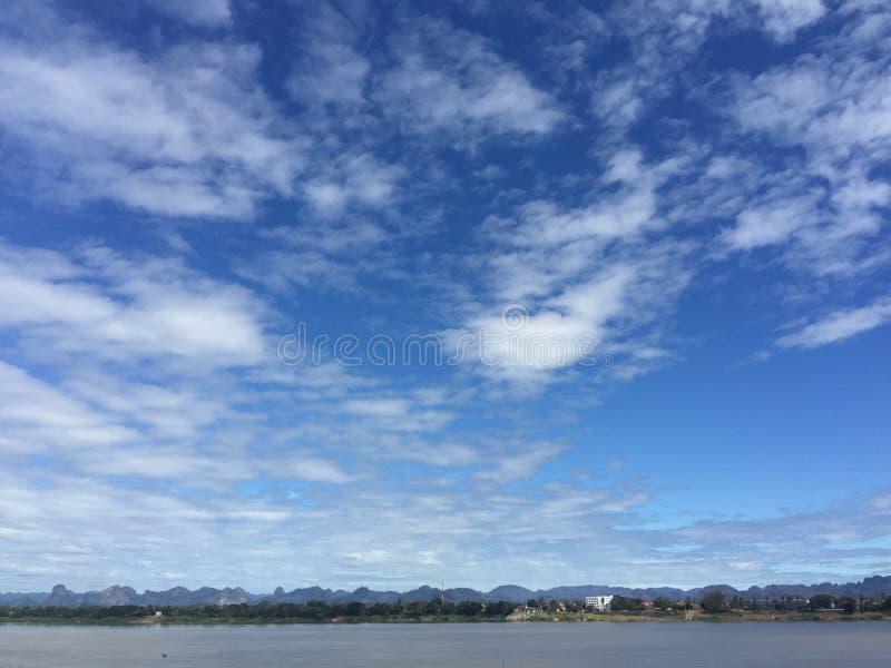 Rivière de Maekhong image stock