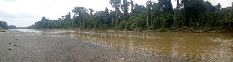 Rivière de Pual photo stock