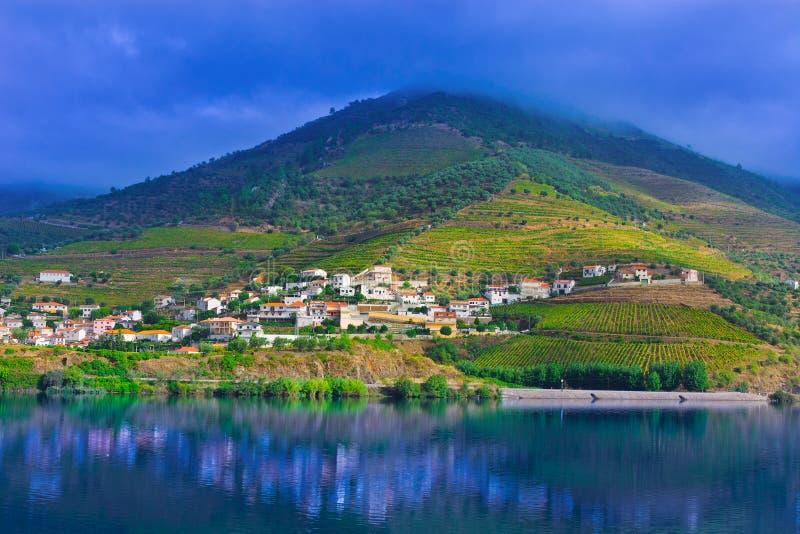 Rivière Douro images libres de droits