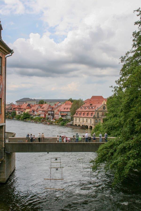 Regniitz, Bamberg, Allemagne photo stock