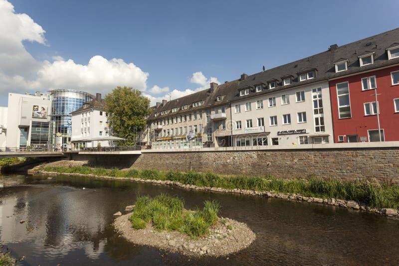 Download Rivière Sieg Dans La Ville De Siegen, Allemagne Photo stock éditorial - Image du rhine, waterfront: 77155038