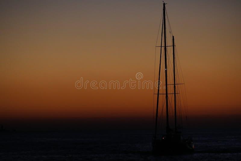 Rivière Tejo Sailing images libres de droits