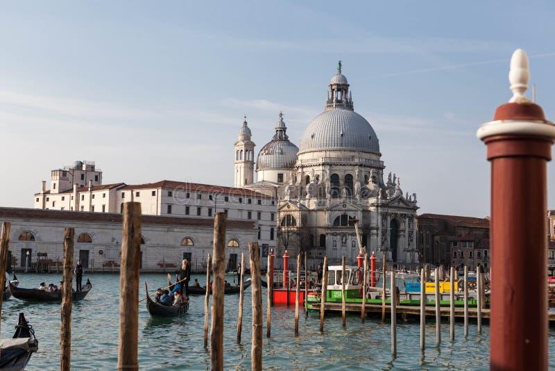 Rivier in Venetië, Italië royalty-vrije stock foto