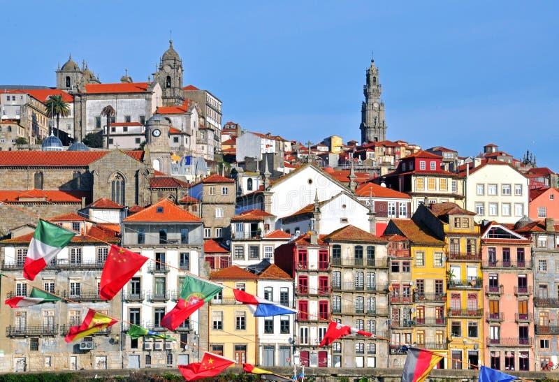 Riviera του Οπόρτο στοκ εικόνες