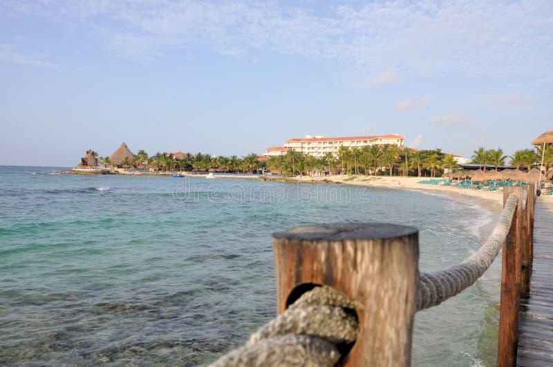 Riviera-Maya lizenzfreie stockfotografie