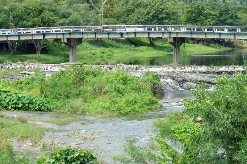 Rivierbrug, Thailand royalty-vrije stock foto's