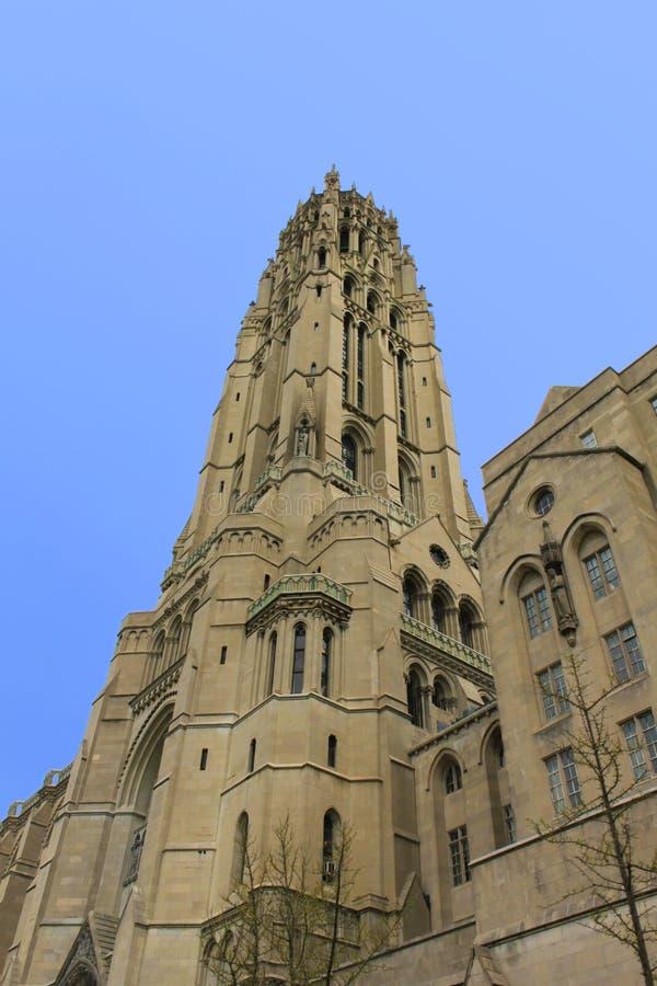 Rivieroeverkerk - de Stad van New York royalty-vrije stock fotografie