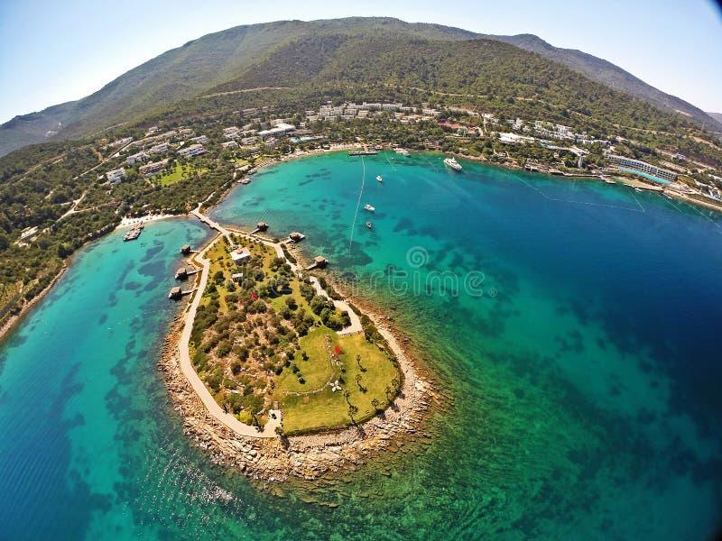 Rixos premii Bodrum hotel, Turcja zdjęcie royalty free