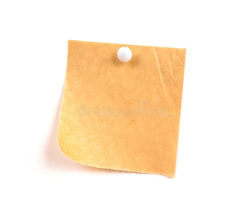 riz de papier de note photo libre de droits