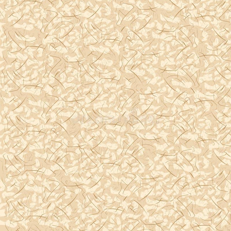 Riz-papier illustration de vecteur