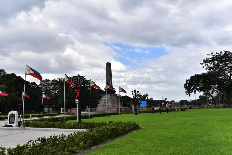 Download Rizal-Park In Manila, Philippinen Stockbild - Bild von ablage, graphiken: 106800397