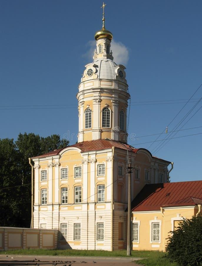 Download Riznichnaya (north-west) Tower Housing Prosfornogo Stock Image - Image of lyukarna, sculptures: 24641119