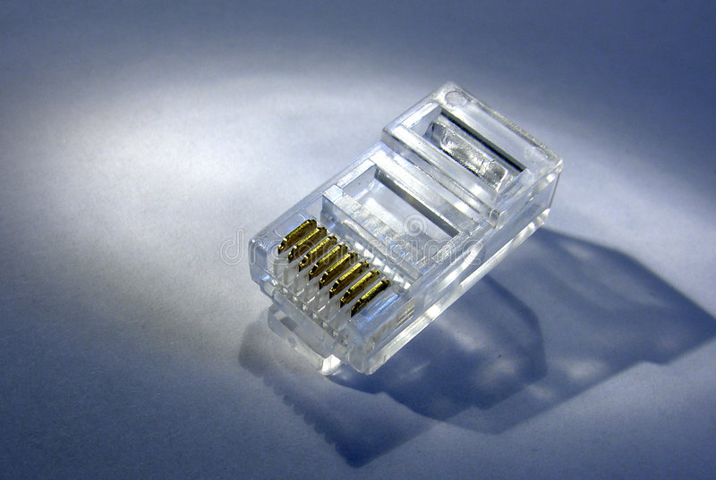 Rj 45 stock images
