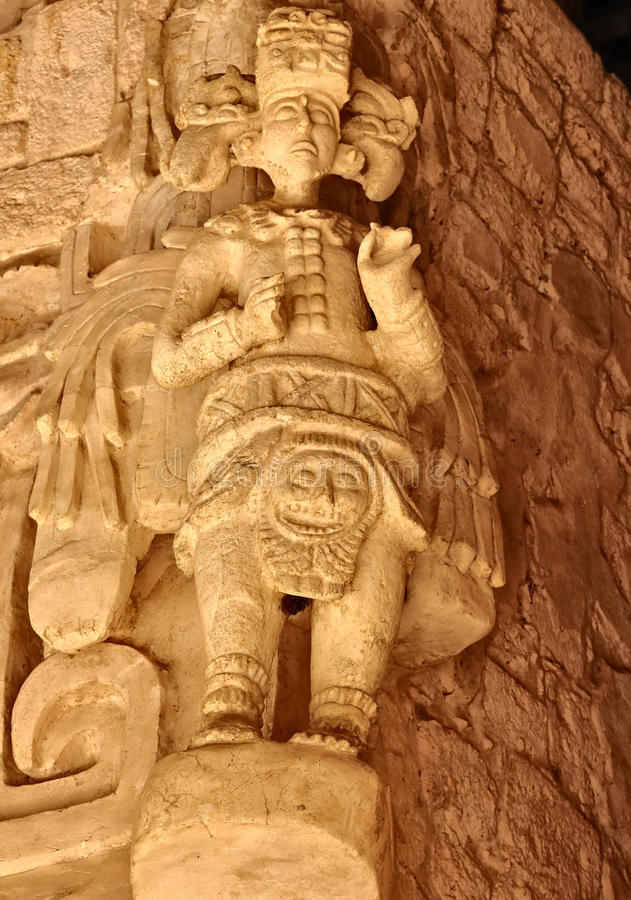 RMM03_maya_culture_03 images libres de droits