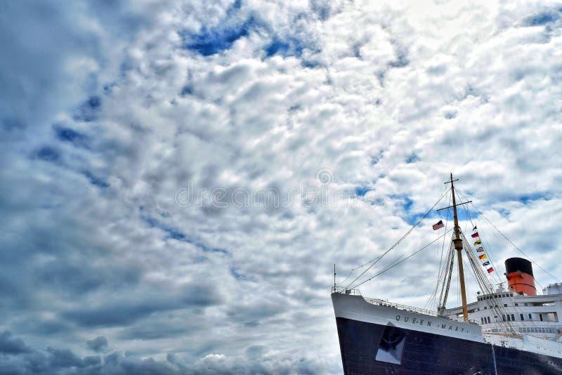 RMS Queen Mary photos stock