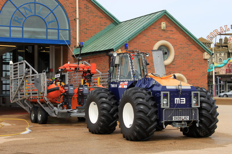 Download RNLI Atlantic Class Lifeboat Bickerstaffe Editorial Photography - Image: 25882177