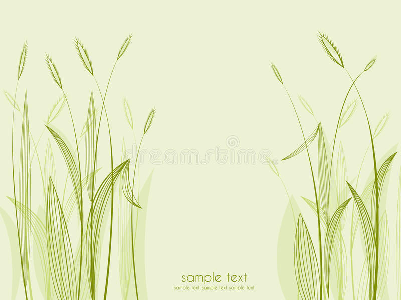 roślina royalty ilustracja