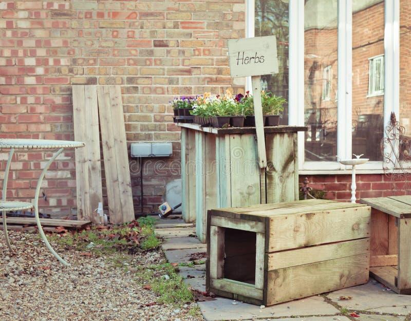 Rośliny sprzedaż fotografia stock