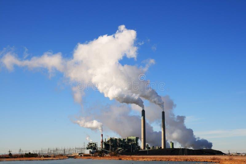 rośliny węglowa władza obrazy stock