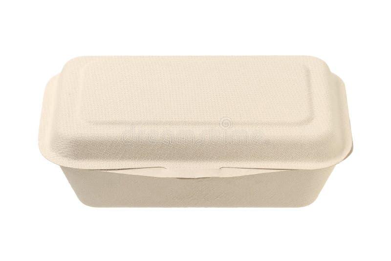 Rośliny włókna jedzenia pudełko fotografia royalty free
