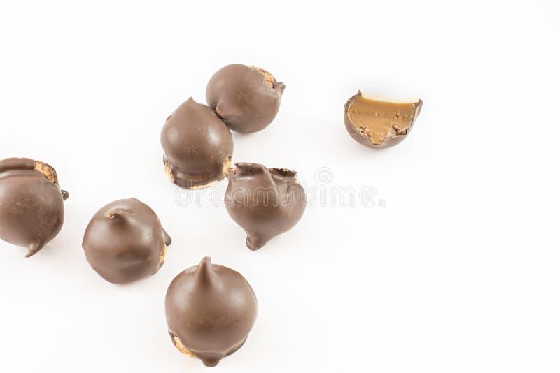 Rożki cukierki obrazy stock