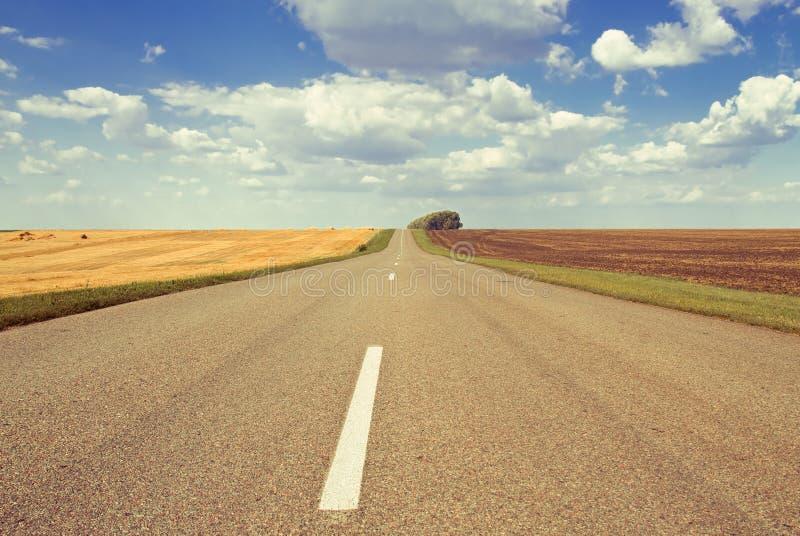 Download The Road stock photo. Image of aspiration, drive, horizon - 10222566