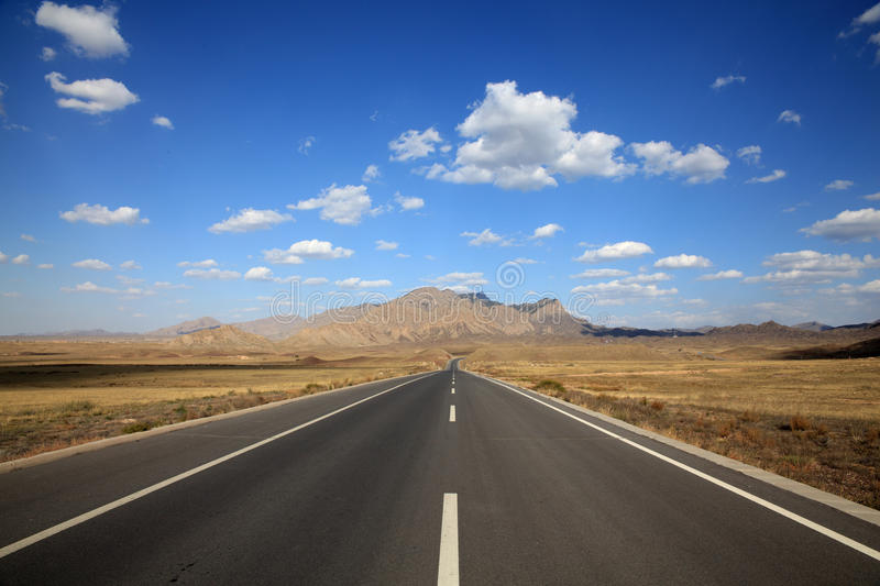 Road royalty free stock photography
