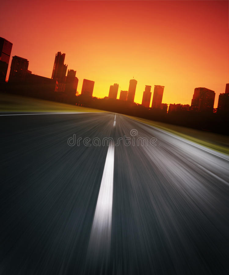 Road royalty free stock image