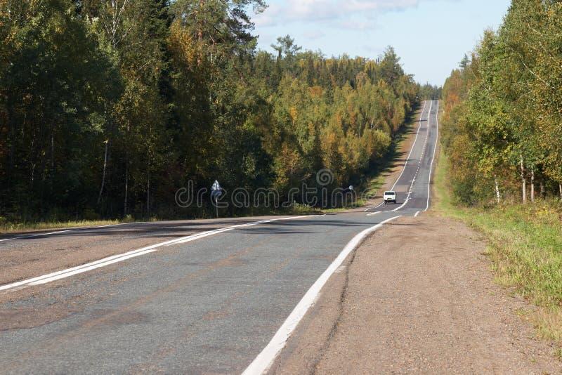 Download Road stock photo. Image of empty, krasnoyarsk, russia - 24116250