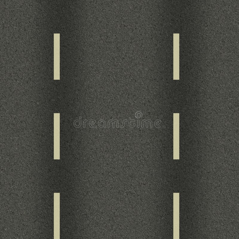 Download Road stock illustration. Image of marking, signs, carriageway - 5728383