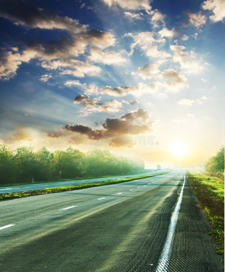 Download Road stock image. Image of road, country, landscapes, trees - 6961357