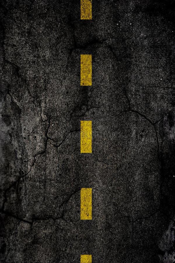 Road stock illustration