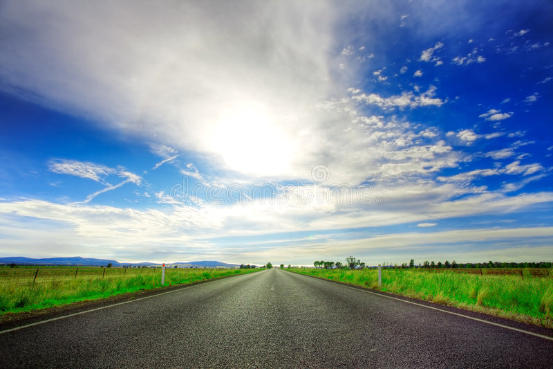 Download Road Ahead Royalty Free Stock Images - Image: 4246949