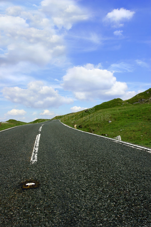 Download The Road Ahead stock image. Image of grey, future, background - 505241