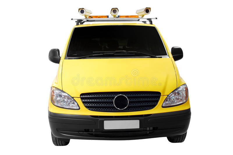 Download Road Assistance Car Isolated Stock Image - Image of vehicle, help: 15065605