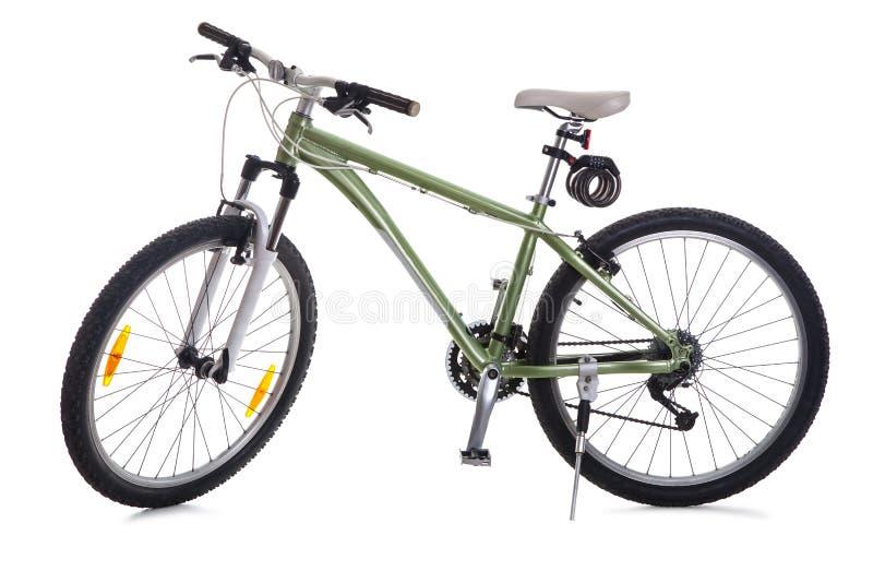 Road bike. On white background stock photo