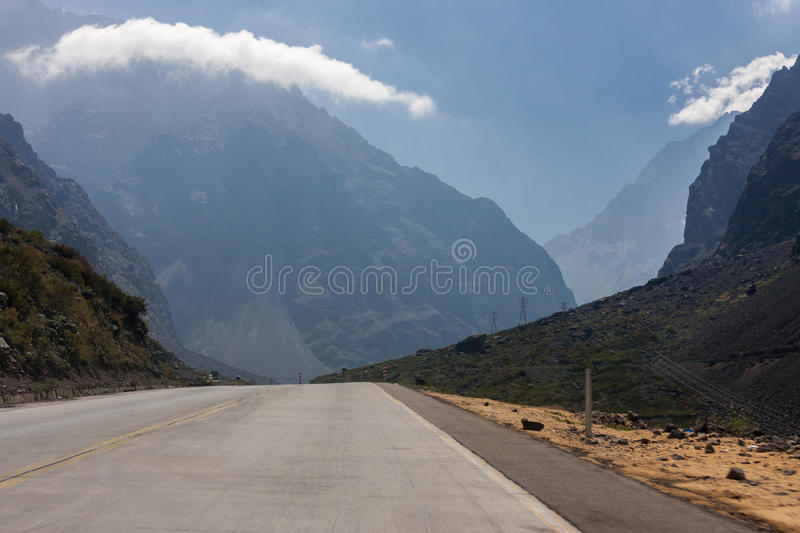 Download Road in Chile stock image. Image of cloud, route, america - 31915899