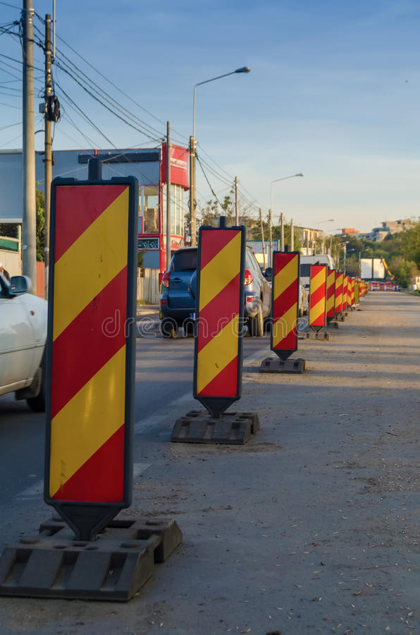 Download Road closed stock photo. Image of detour, fast, lettering - 27054378