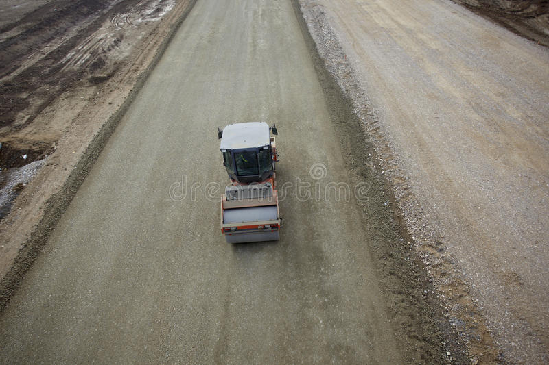 Download Road construction stock image. Image of industrial, dirty - 11986377
