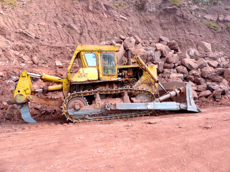 Download Road Construction Works Machinery Stock Image - Image: 12184191