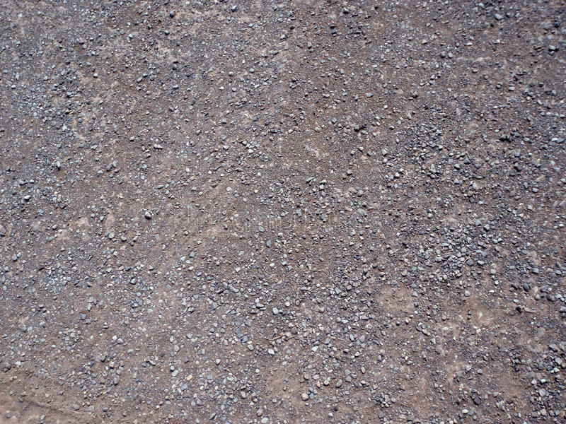 Road Gravel Stock Images