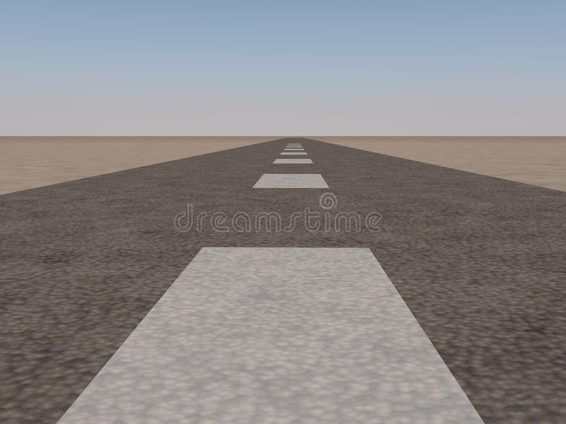 Download Road stock illustration. Image of journey, curve, path - 37961032