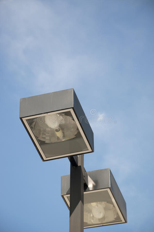 Download Road lamp stock image. Image of information, pedestrian - 17523321
