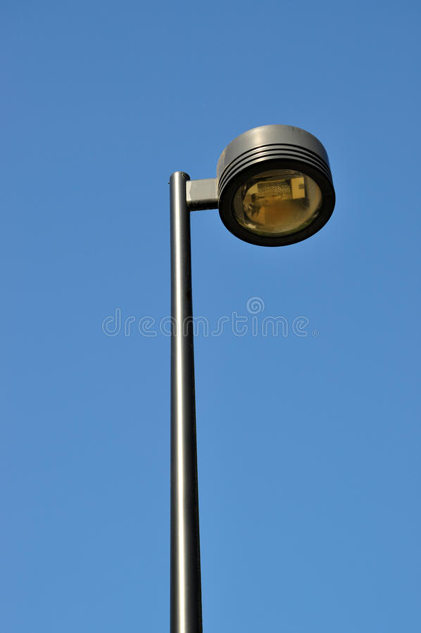 Download Road lamp stock image. Image of blue, fixture, safety - 22282677