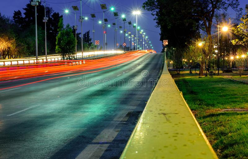 Road, Lane, Street Light, Infrastructure royalty free stock images