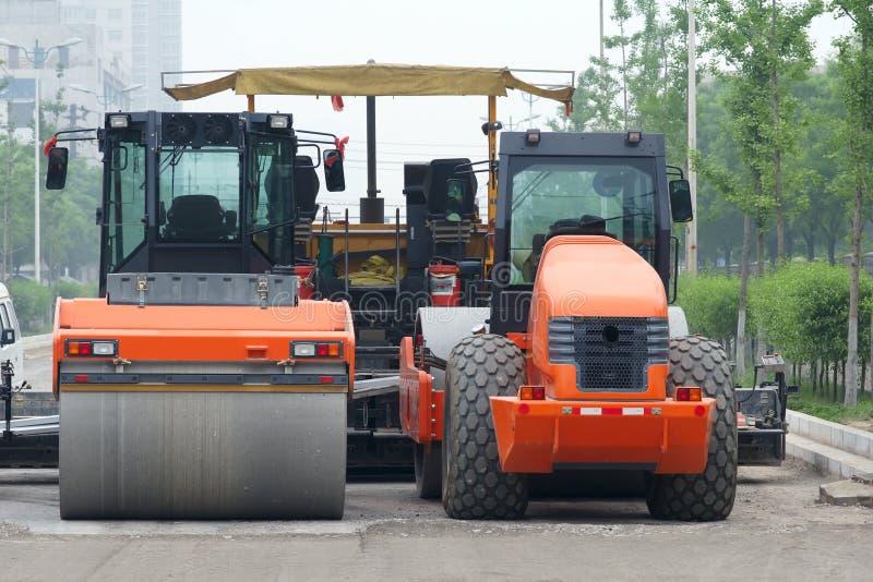 Download Road machines stock photo. Image of machine, cartwheel - 24729700